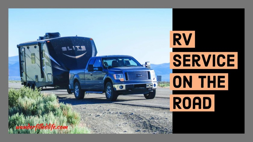 RV Service On the Road