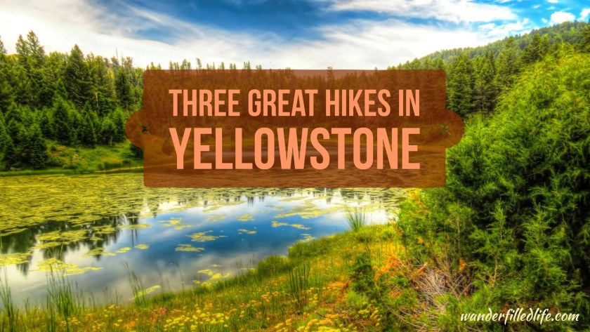 Three Great Yellowstone Hikes