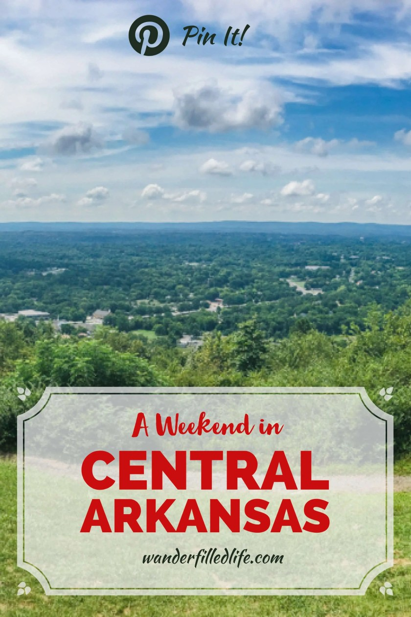 Hot Springs is a great base for exploring Central Arkansas, including Hot Springs NP, Little Rock Central HS NHS and President Clinton Birthplace Home NHS.