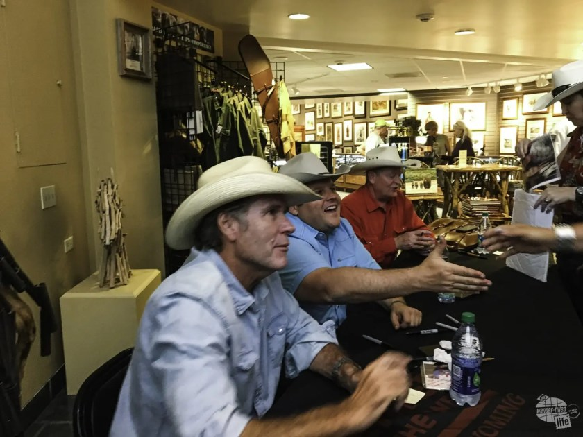 Author's Signing at the Buffalo Bill Center of the West