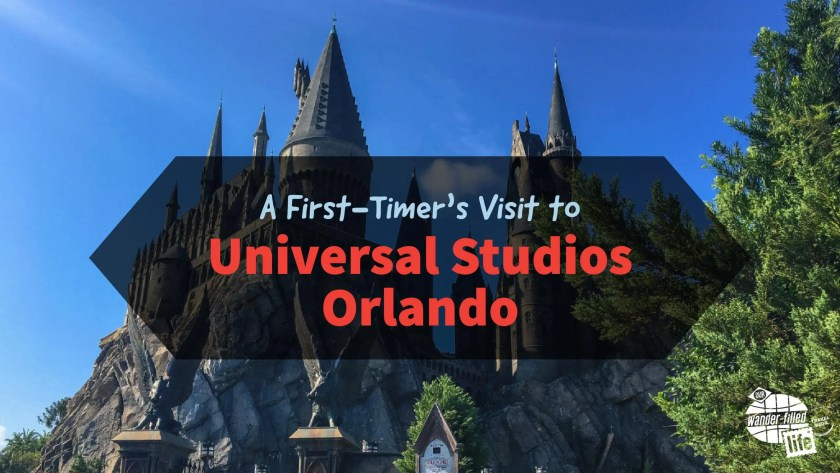A First-Timer's Visit to Universal Studios Orlando