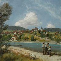 Von Bad Zurzach nach Waldshut – Rheinwanderung 26.02.17