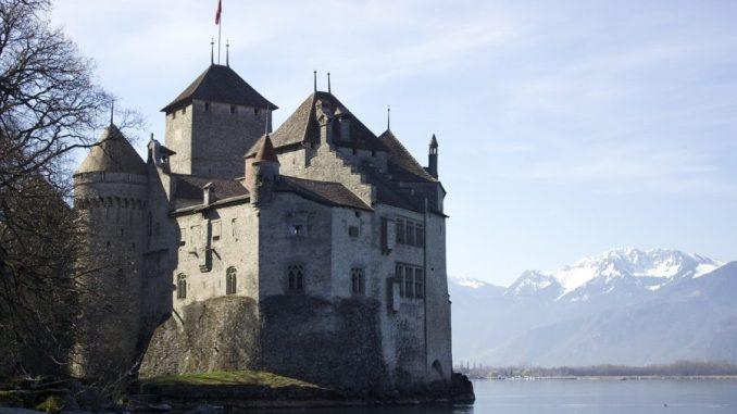 Schloss Chillon Denkmalpflege Ausflugsziele