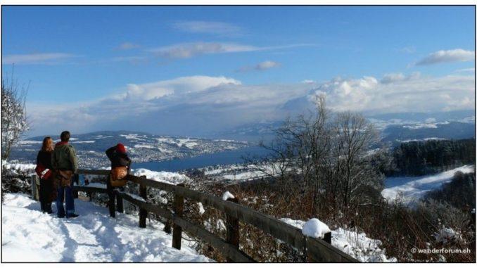 Winterwanderung Uetliberg