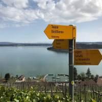 Rückblick: Wanderung von Biel durch die Twannbachschlucht nach La Neuveville