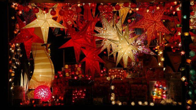 Weihnachtsmarkt in Einsiedeln