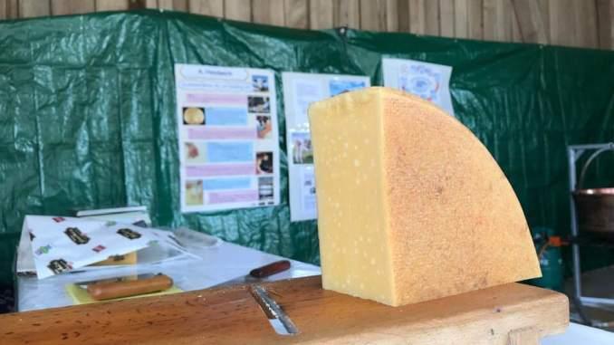 Käse aus dem Emmental