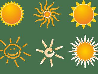 Heisser Juni 2019 - Sommerhitze gut überstehen