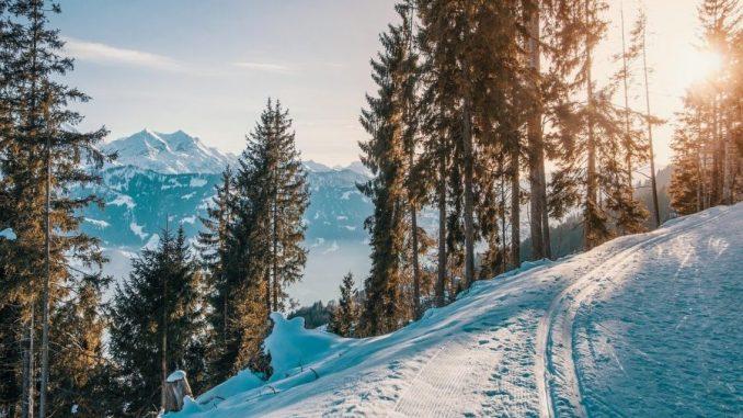 Winterwanderung Schweiz