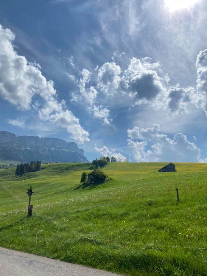 Wanderung in Appenzell