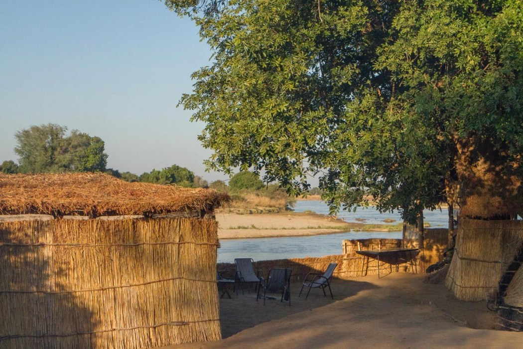 Zambie Parc National North Luangwa Buffalo Camp
