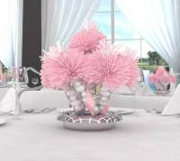 Wanderfuls - Bridal Shower Centerpieces
