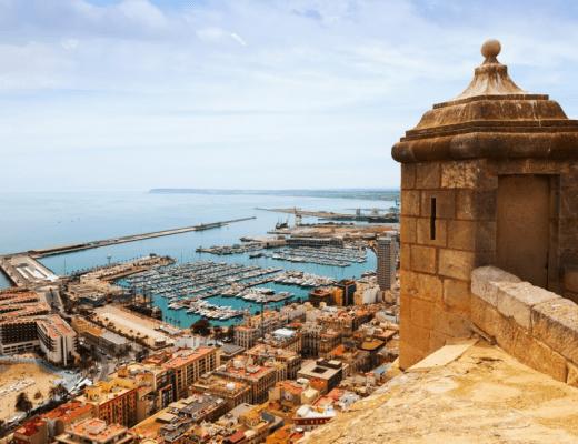 Alicante atrakcje