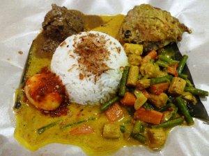 Nasi Padang kuchnia indonezyjska
