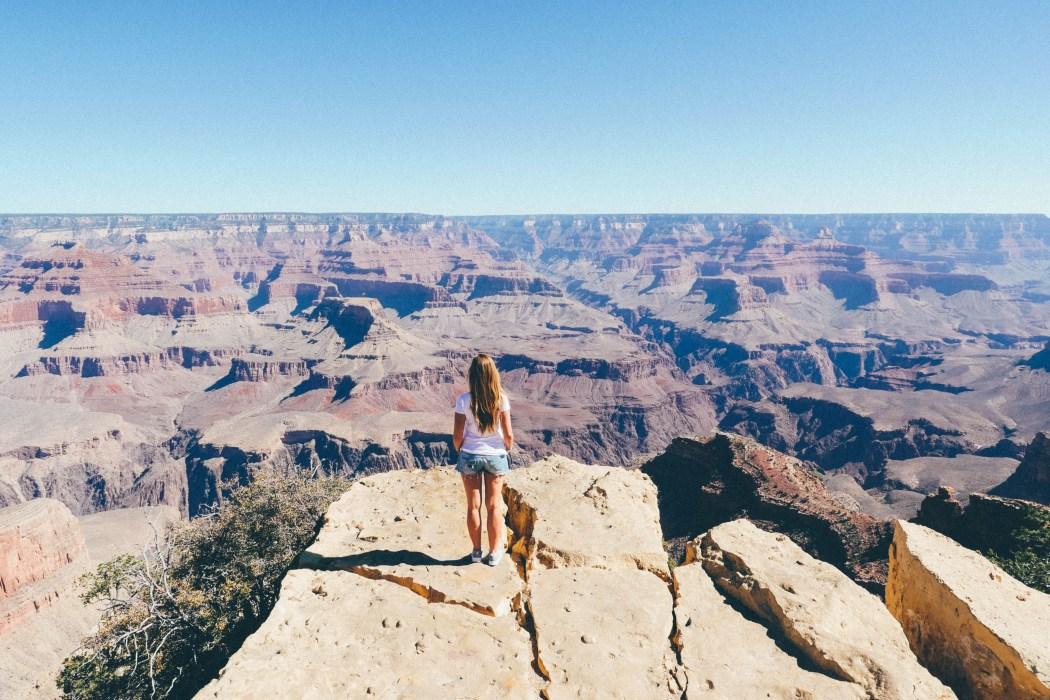 USA: Podróż z Las Vegas na Grand Canyon