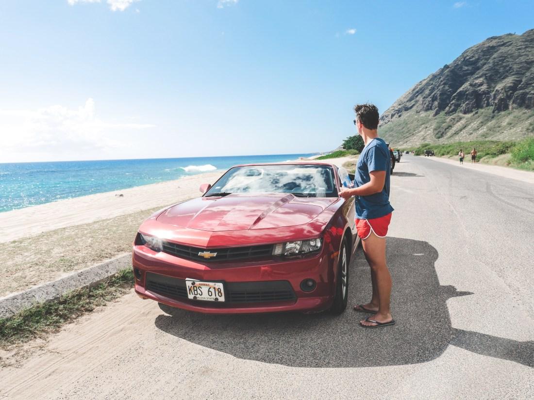 Hawaje praktyczne informacje Oahu