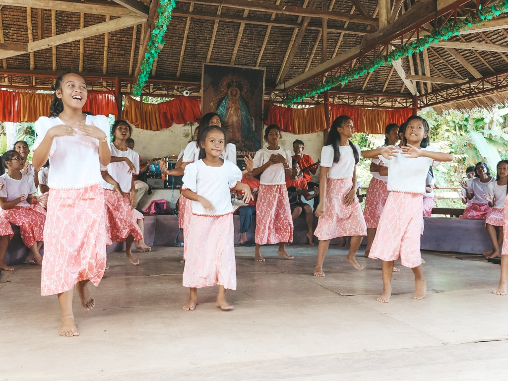 Filipiny blog podróżniczy blog o podróżach wandergirl Bohol