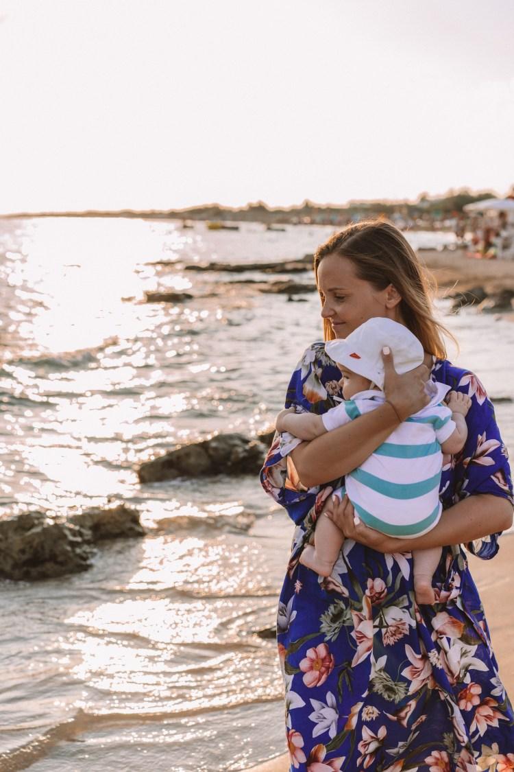 Co spakować w podróż z niemowlakiem?