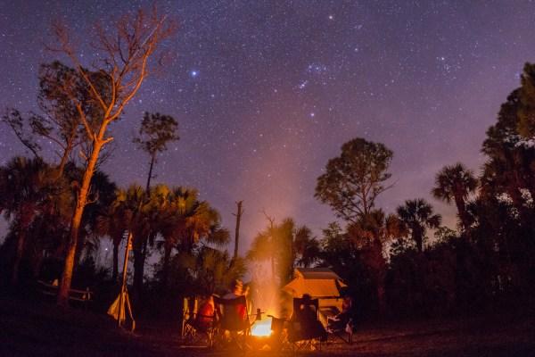 South Florida Campgrounds