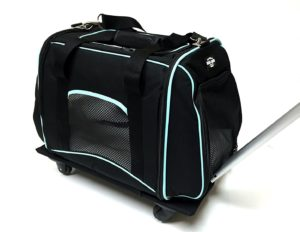 Bark and Meow best Pet Travel tote for carry-on trips