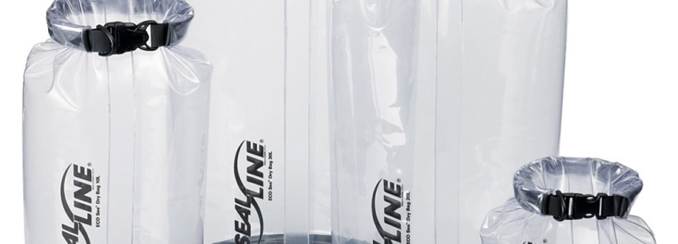 SealLine EcoSee best clear dry bags for camping and outdoors