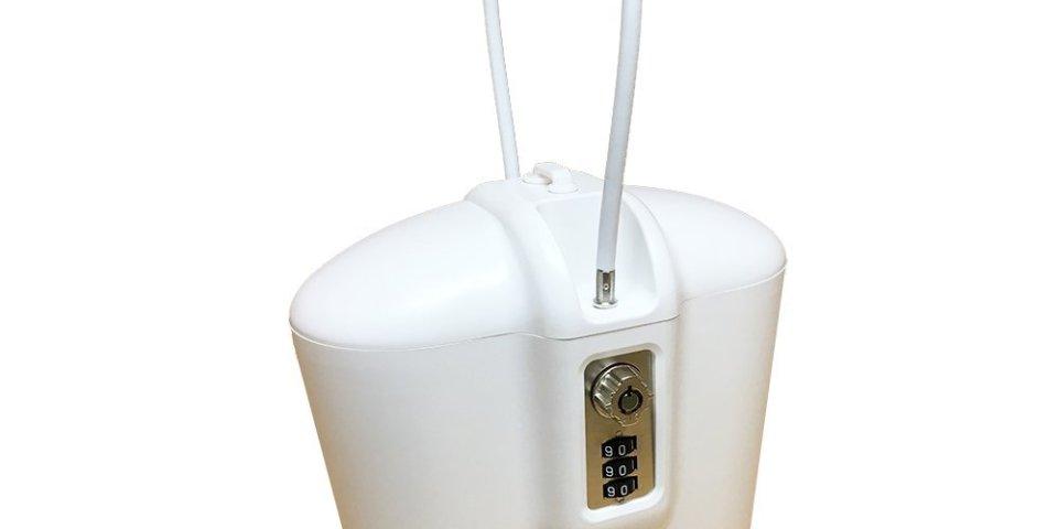 SAFEGO best portable lockbox for travel security