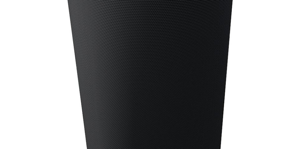VAUX best portable speaker and battery for Echo Dot connected
