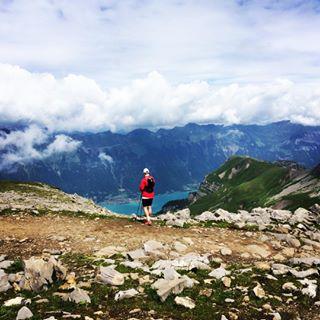 Hiking in Switzerland