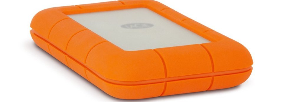 LaCie Best Rugged Thunderbolt External Hard Drives