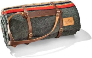 Pendleton best twin camp blankets with carriers