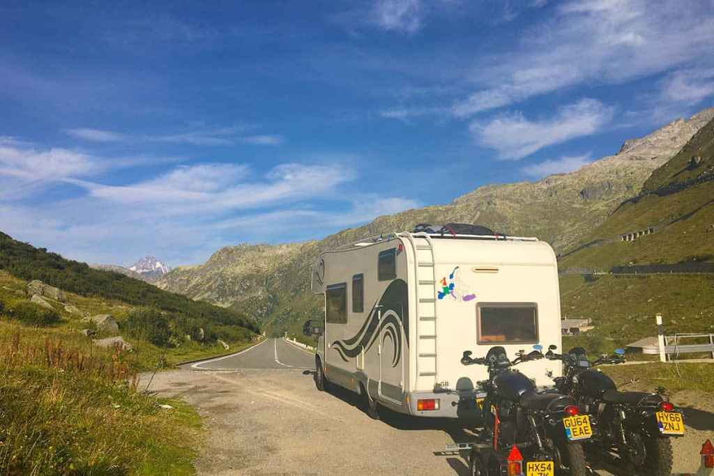 How to Tour Europe in a Motorhome- The Ultimate Guide to travelling Europe by Motorhome, Campervan or RV. Tips, Tricks and info to make the most of your European travels. #motorhome #tour #europe #campervan #travel #adventure #wanderingbird #tips #roadtrip