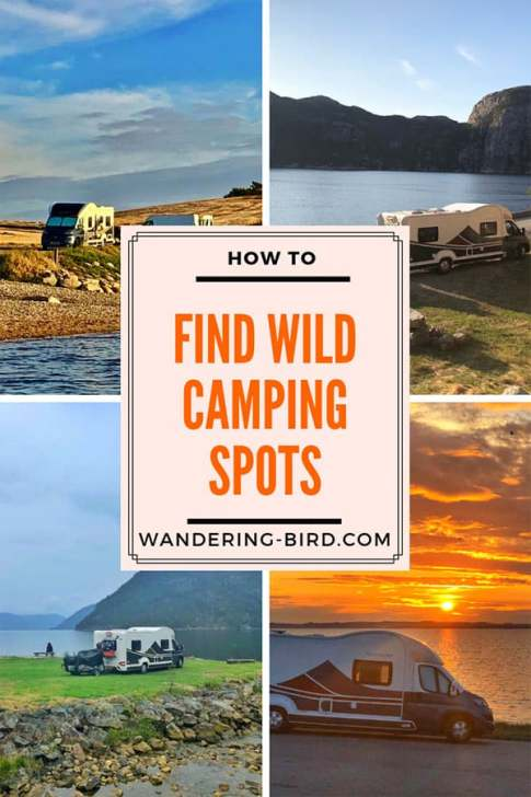 Wild Camping. What is it, is it legal and where do you go? How do you find places for a motorhome or campervan to wild camp in the UK? Tips and hacks for finding the perfect wild camping spots for your road trip. Wild camping is fun- this guide will help you get it all figured out. #motorhome #camping #campervan #wild #scotland #UK #tips #hacks #ideas #rvliving #rvlife #boondocking
