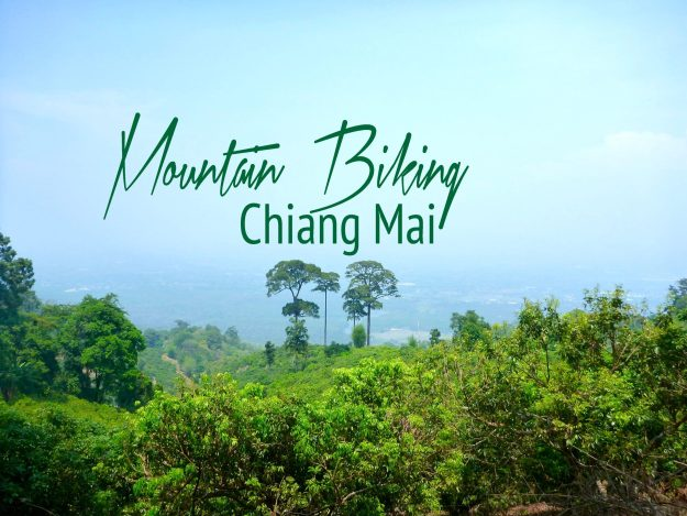 Mountain Biking Chiang Mai