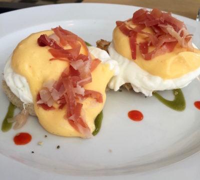 Budapest Breakfast Stika