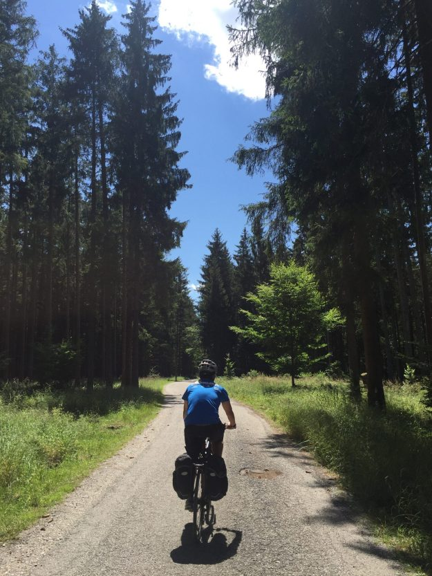 Day Trip From Munich Biking Starnberger See