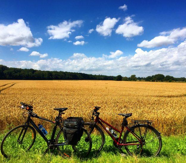 Biking Munich Starnbergsee Wandering Chocobo