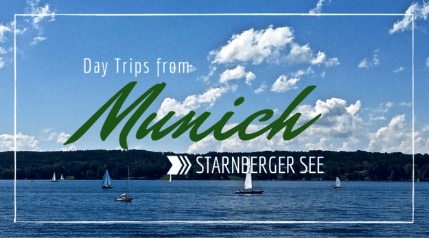 Day Trip From Munich to Starnberger See Wandering Chocobo