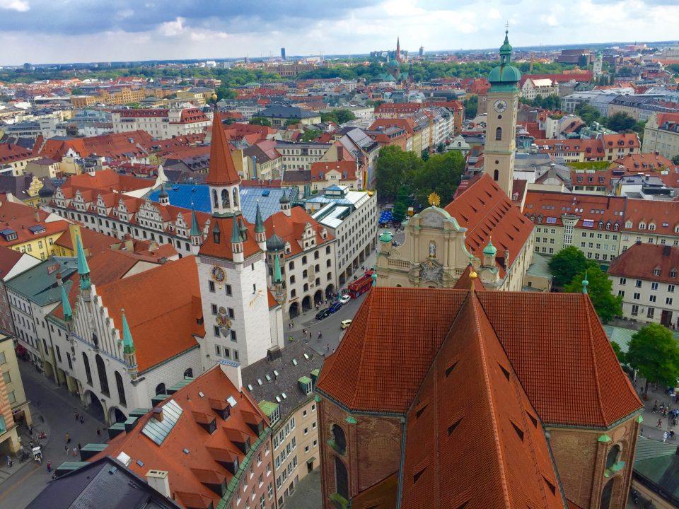 Munich City travel