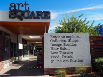Art Square Las Vegas Hipster and Geek Guide