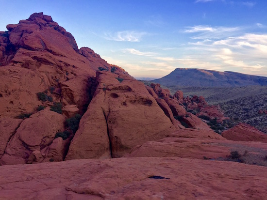 Outdoor Activities in Las Vegas Red Rock Canyon