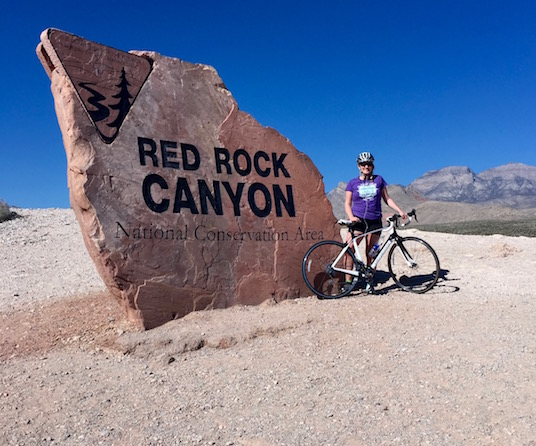 Outdoor Activities in Las Vegas Road Biking Red Rock Canyon