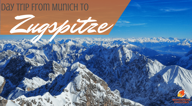 Day Trip from Munich to Zugspitze – Germany's Highest Peak