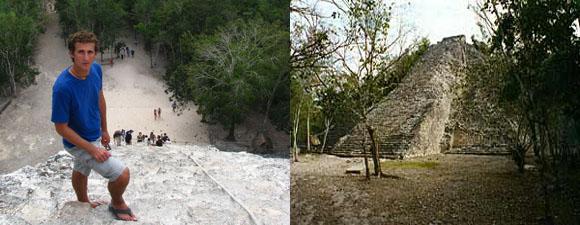 Mayan ruins of Coba