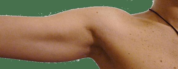 Shaving My Armpit