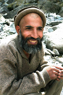 Pakistani Man