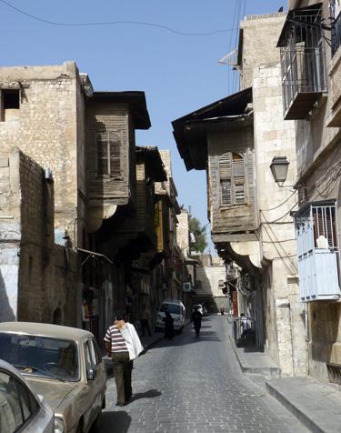 Christian Quarter, Aleppo, Syria