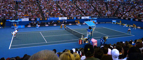 Week In Melbourne - Australian Open, Melbourne