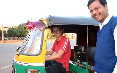 Ripped Off By Taxi - Auto Rickshaw in India