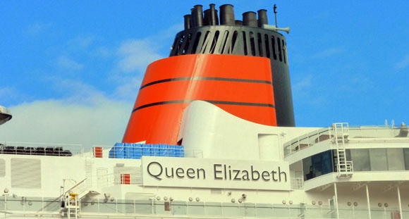 Queen Elizabeth of Cunard Line