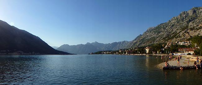 Kotor, Montenegro - Bay of Kotor, Montenegro